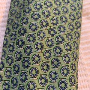Vineyard Vines Green Tie